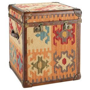 Maisons du monde - malle kilim - Caja