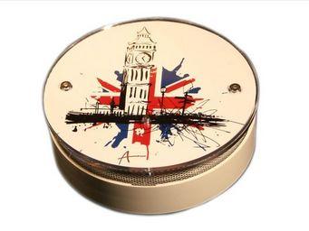 AVISSUR - london - Alarma Detector De Humo