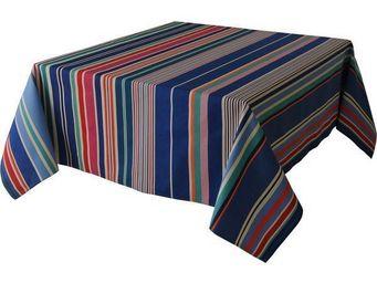 Les Toiles Du Soleil - nappe rectangulaire cabanon roy - Mantel Rectangular