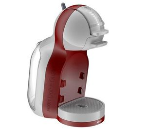 Krups - nescaf dolce gusto mini me yy1500fd - rouge/gris - - Cafetera