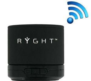 RYGHT AUDIO - enceinte portable bluetooth y-storm - noir - Estación De Sonido