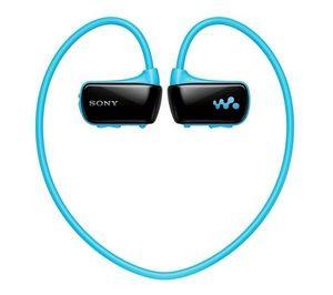 SONY - lecteur mp3 nwz-w273 4 go - bleu - Mp3