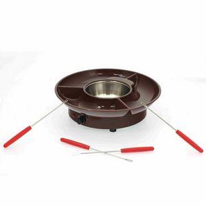 WHITE LABEL - service fondue à chocolat électrique - Contenedor Para Chocolate