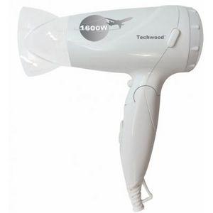 TECHWOOD - sèche-cheveux pliable - Secador De Pelo