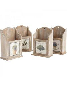 Aubry-Gaspard - range-couverts - Caja Decorativa