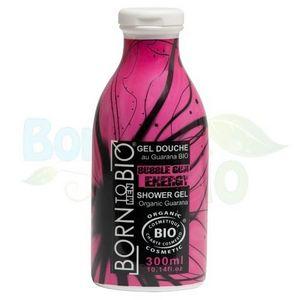 Comptoir Beaut� Sant� - gel douche bio homme bubble gum energy - 300ml - b - Gel De Ducha
