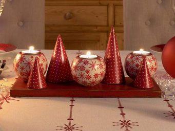 Interior's - centre de table - Candil De Navidad