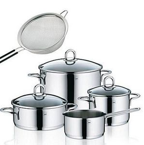 KELA  - set culina 5 pièces - Batería De Cocina