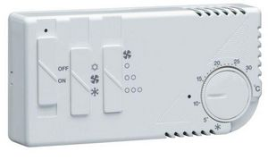 Hager France - 58102 - Termostato Programable