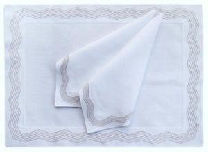Eri Textiles Riesle -  - Mantel Y Servilletas