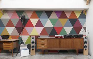 Bien Fait - mosaic - Papel Pintado