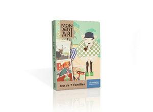 MON PEIT ART -  - Conjunto De 7 Familias