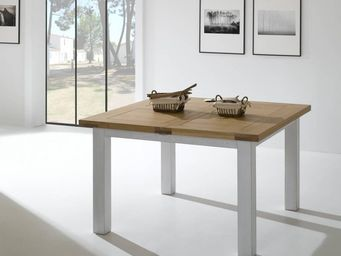 Ateliers De Langres - whitney - Mesa De Comedor Cuadrada
