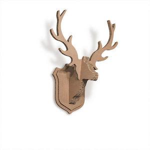 Corvasce Design - trofeo cervo - Cornamenta Ornamental