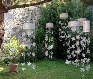 SERGE NICOLE PORCELAINE -  - Ornamento De Jardín