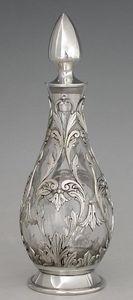 FREITAS & DORES PEWTER ARTWORK -  - Botella