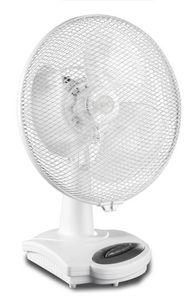 EVT/ Casafan - Ventilatoren Wolfgang Kissling - ventilateur table, casafan tv 36-ii 30 cm, silenci - Ventilador