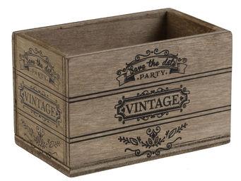 SANTEX - cagette vintage - Contenedores & Recipientes Varios