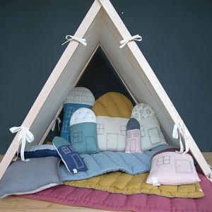 CAMOMILE LONDON - house cushions - Cojín Con Forma Original