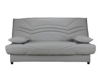 WHITE LABEL - banquette-lit clic-clac matelas hr 130 cm - speed - Sofá Cama Clic Clac