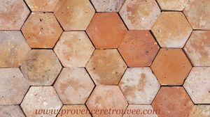 Provence Retrouvee -  - Suelo De Terracota Antigua