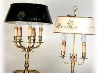 Epi Luminaires -  - Lámpara Con Pantalla