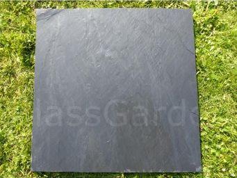 CLASSGARDEN - dalle pas japonais carré 40x40 - pack de 10 pièces - Paso Japonés