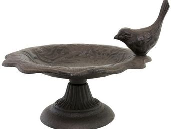 CHEMIN DE CAMPAGNE - bain d'oiseaux oiseau mangeoire abreuvoir à oisea - Baño De Pájaros