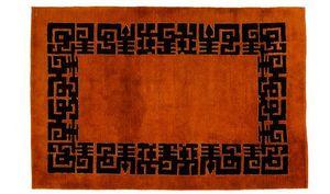 MAISON LELEU - aztèque - Alfombra Contemporánea