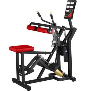 KEISER - air300 seated calf - Aparato De Gimnasia Multifunción