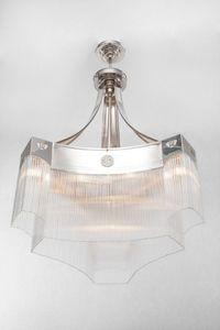 PATINAS - metropolitan chandelier i. - Araña