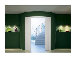 Eclisse - circular extension - Puerta De Comunicación Deslizante