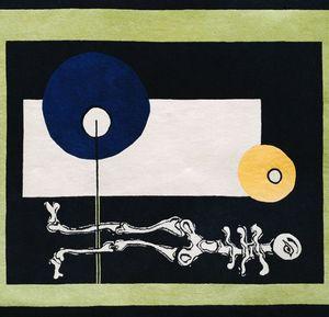 MAISON DARRE -  - Alfombra Contemporánea