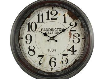 DECORATION D'AUTREFOIS -  - Reloj De Pared