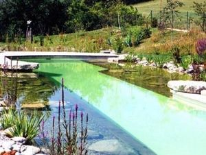 BIOTEICH - baignade naturelle - Jardín Paisajístico