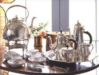Dining Room Shop  The -  - Servicio De Café