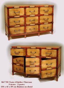 BATEL - clairvaux - Mueble De Cajones