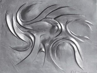 Stern - arabesque - Placa De Chimenea