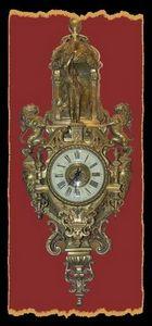 Le grenier de Vauban - cartel d'applique xixe - Reloj Cartel