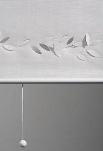 Lily Latifi - guirlande de feuilles - Estor Enrollable