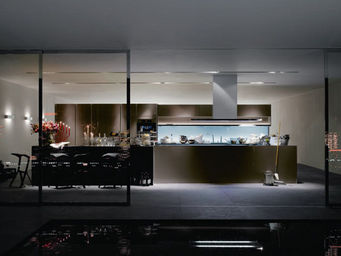 Siematic France - s1 gris taupe - Cocina Equipada