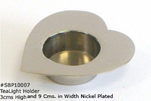 Splendid Brass Products - 6512 - Candelero