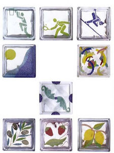 Translucia -  - Ladrillo De Vidrio