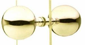 ADLER - boule - Botón De Puerta