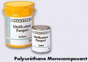 V33 - polyurethane monocomposant - Vitrificador