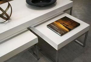 Diseño Base -  Objetos -  - Mesa De Centro Rectangular