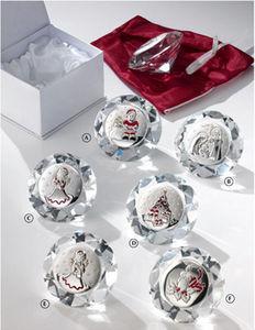 INTERNATIONAL GIFT_LARMS GROUP - diamante cristallo e argento - Bombonera De Boda