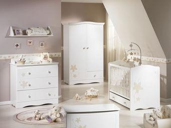 Sauthon - folio blanc - Habitación Bebé 0 3 Años