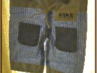Arke Manifattura Italiana -  - Vestido De Muñeca
