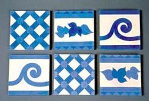 Emaux De La Fontaine -  - Azulejos Para Pared